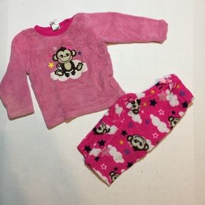 Fleece 24 Month Night Set